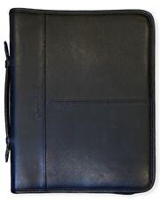 Boeing Faux Leather Zippered Portfolio Organizer Folder 105x13 Aviation