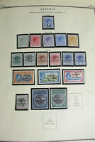 Bahamas Strong Stamp Collection on Pages