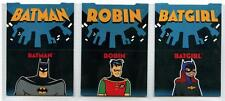 Batman and Robin, The Adventures Of - Complete Pop-up Set - Skybox  -1995