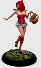 Kabuki Models 21st Century Pin Ups Big Sisters 54mm Little Red Riding Hood