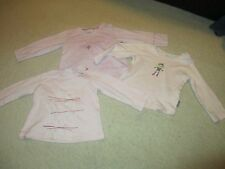 204 set of 3 T-Shirts tops MEXX size 12 months