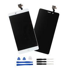 Elephone P9000 display assemblato Vetro Touch Screen Nero black e bianco white