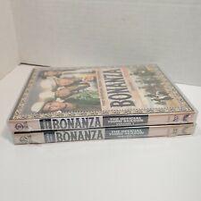 BONANZA The Complete Official Season 3 DVD NEW + SEALED Vol. 1 & 2