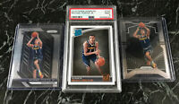 2018-19 PANINI PRIZM MICHAEL PORTER JR. ROOKIE #32 NUGGETS 3 CARD LOT + PSA 9 🔥