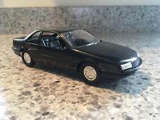 1989 AMT/ERTL CHEVROLET BERETTA GT BLACK METALLIC COLOR DEALER PROMO  NIB 6058