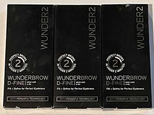 Wunder2 Wunderbrow D-Fine Brow Liner & Gel, You Choose
