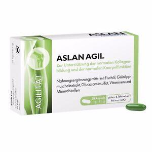ASLAN AGIL - mit Omega-3-Fettsäuren DHA & EPA aus Fischöl, Rheuma, Gelenke