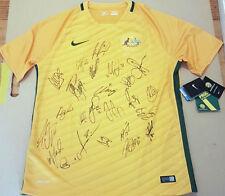 Jerseys Australia Soccer Memorabilia