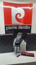 Cintura uomo PIERRE CARDIN in pelle made in italy misura 125
