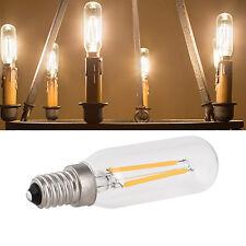T25 Vintage Retro E14 SES 2W LED Filament Light Bulb Warm White 220V Lamp RML196