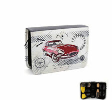 Shoe Cleaning Kit in Zipped Sports Car Design Bag Pouch Men's Gift LP29533