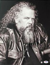 Mark Boone Junior Sons Of Anarchy Signed Authentic 11X14 Photo PSA/DNA #T22294