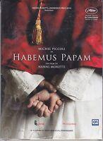 Dvd **HABEMUS PAPAM** di Nanni Moretti nuovo Digipak 2011