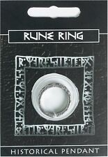 Viking Rune Ring - Pewter