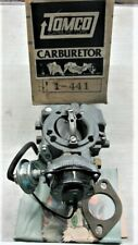 McFadden Carburetor Tomco Carb 1-441 Reman 1BBL Carter 6 Cyl.