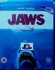 Jaws (Roy Scheider) Blu-Ray 2012 New And Sealed