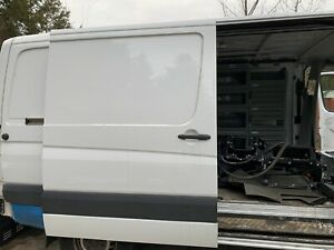 2017 Sprinter Side Door