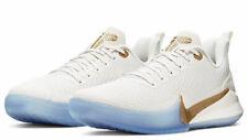 Nike Mamba Focus 'Metallic Gold' Phantom/MetallicGold Kobe Bryant Sz 10.5-12 NWT