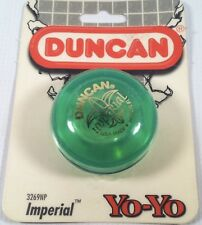 1994 Duncan Imperial Yo-yo Transparent Red 3269NP USA Made