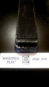 "No Frills killer WAH!  woodstock PLUS. (""road DOG"" version, 'most finish wear)"