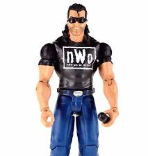 Scott Hall WWE MATTEL BASIC WWF Razor Ramon NWO Flashback Wrestling FIGURE- s69