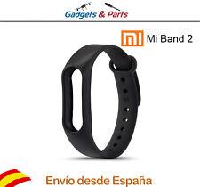 Recambio Pulsera Xiaomi Mi band 2 Correa Smartwatch Color Negro