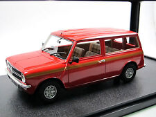 CULT Scale Models CML018-1, 1974 Mini Clubman Estate red 1/18, Resin