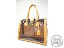AUTH PRE-OWNED LOUIS VUITTON LV NEO CABAS AMBRE MM LARGE TOTE BAG M92504 161530