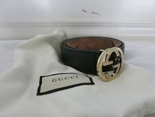 GUCCI  black belt size 85 US 8