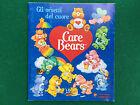 ALBUM Figurine Sticker CARE BEARS ORSETTI CUORE Panini 1986 COMPLETO M.BUONO/OTT