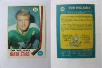 1969-70 OPC O-Pee-Chee #128 Williams Tom    minnesota