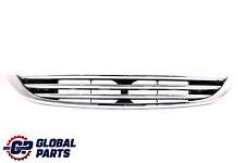 Genuine Mini F55//F56//F57 Marco Rejilla de centro de parachoques delantero Cromo 51137300589 Reino Unido