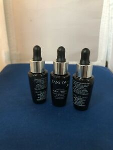 3 Lancome Advanced Genifique Youth Activating Concentrate 0.27oz 8ml Each