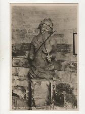 The York Fiddler York Minster Vintage RP Postcard 310b
