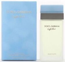 Dolce & Gabbana Light Blue Women 3 ml Glass Spray Decant 100% Auth. w/ Gift Box
