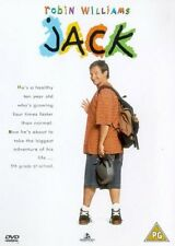 JACK robin williams DVD