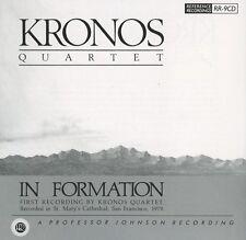 Kronos Quartet - In Formation [New CD]