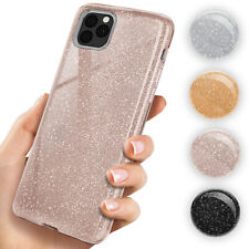 Stylish Glitter Case for Apple IPHONE 11 pro Max Silicone Skin Thin New 3Lagig