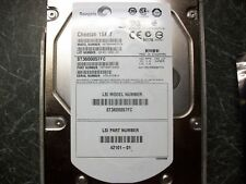 Seagate Cheetah 15K.7 600 GB 15k 15000 RPM 16 MB 4Gb/s ST3600057FC FIBRE CHANNEL