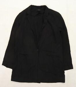 COS Womens Black   Jacket Blazer Size S