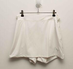 Women's White Puma Skirt Size Medium M Shorts