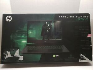 HP Pavilion Gaming Laptop 15-dk0055nr Intel i5-9300H GeForce GTX 1050 256GB SSD