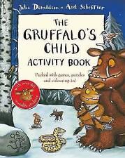 NEW the GRUFFALO'S CHILD  - ACTIVITY book Julia Donaldson  Gruffalo