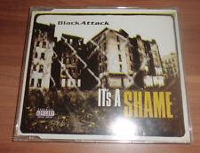 Black Attack - It's a shame (Maxi CD)