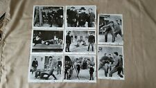 1967 Chuka movie lot 10 press kit 8x10 B&W photos Rod Taylor Ernest Borgnine