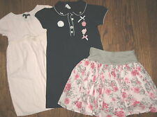 Girls huge lot 5-6 All Lili Gaufrette dress dresses skirt 5 6 ans cotton nice!