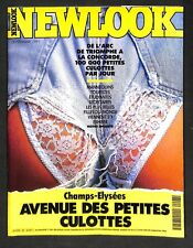 REVUE NEWLOOK 98  - SEPTEMBRE  1991  -  COMME NEUF  -
