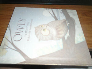 Owly-vintage Weekly Reader hardcover book-Mike Thaler