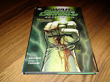 War of the Green Lanterns Aftermath DC COMICS HC Hardcover Book