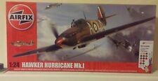 Airfix Kit Échelle 1/24 Hawker Hurricane MK1.